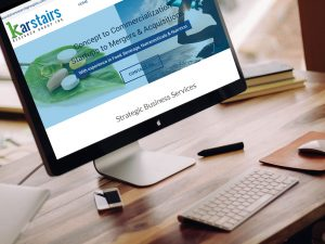 Nutraceutical Supplement Vitamin Website Design