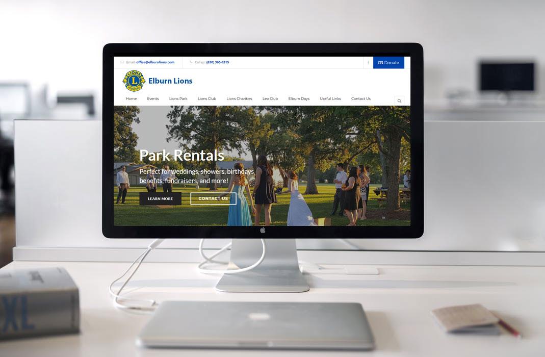 Elburn Lions Club Website