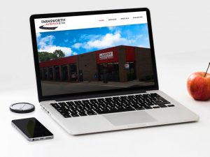 Farnsworth Auto Plus Tire Website